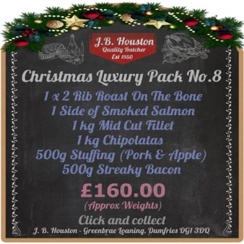 Christmas Luxury Pack 8