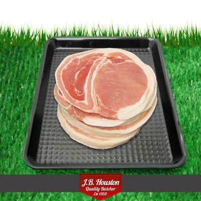 Ayrshire Middle Bacon - 360g