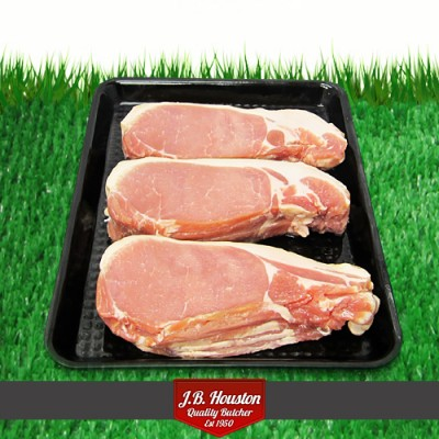 Smoked Back Bacon - 250g