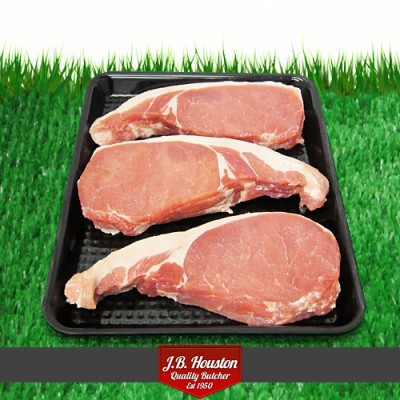 Unsmoked Back Bacon - 250g