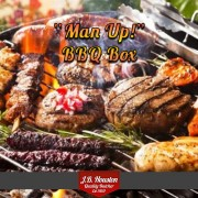 Man Up BBQ Box