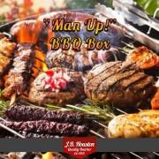 Man Up BBQ Box