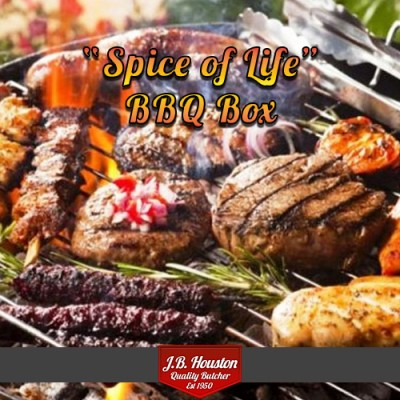 Spice of Life BBQ Box