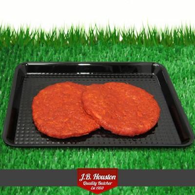 "Steak 5"" Chilli Burger - Each"