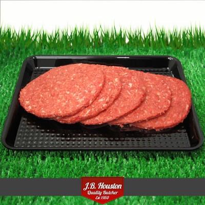 """Steak 5"""" Burger - Each"""