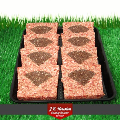 Beef Lorne + Black Pudding Sliced Each