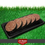 Houston Black Pudding Sliced