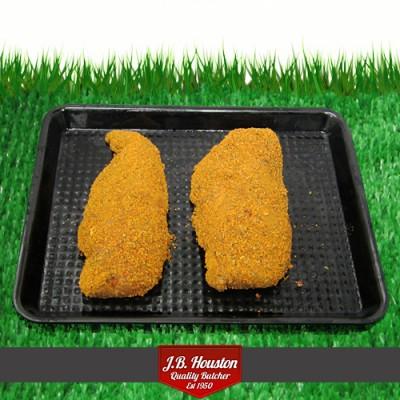 Cajun Chicken Fillet