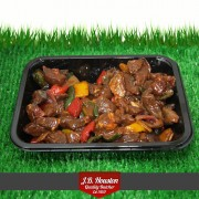 Char Siu Cajun Beef Stir Fry