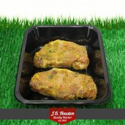 Garlic Pork Steaks - 2pk