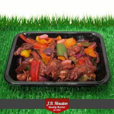 Moroccan Beef Stir Fry - 500g