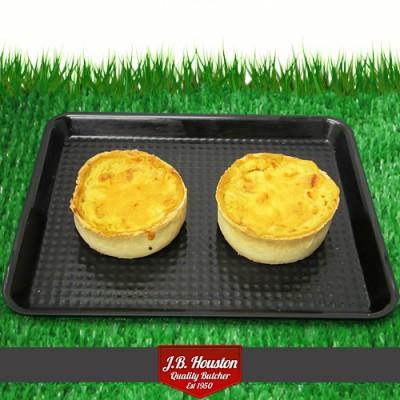 Houston Macaroni Pie