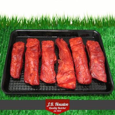 BBQ Spare Ribs of Pork
