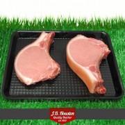 Bone In Pork Chops - 2pk
