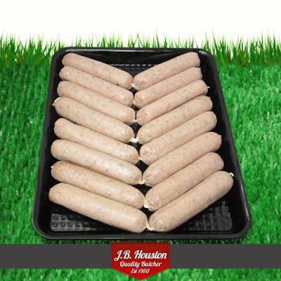 Pork And Haggis Sausage