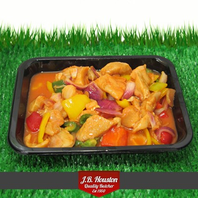 Sweet + Sour Chicken Stir Fry - 500g