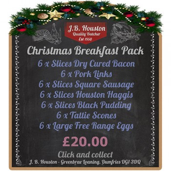 Christmas Breakfast Pack 8