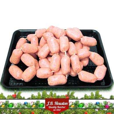 Xmas Chipolata Sausage